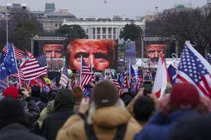 Đồng minh ông Trump liên quan đến cuộc bạo loạn đồi Capitol