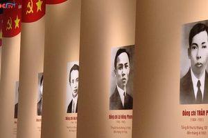 Nhìn lại 12 kỳ Đại hội tại Trưng bày chuyên đề 'Đảng Cộng sản Việt Nam - Từ Đại hội đến Đại hội'
