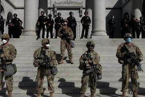 FBI rà soát lý lịch của 25.000 vệ binh bảo vệ Washington D.C.