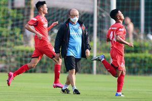 HLV Park Hang-seo: 'Tôi sẽ cố gắng đưa ĐT Việt Nam tới World Cup'