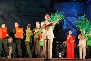 'Sắt son niềm tin theo Đảng' – chương trình nghệ thuật đặc biệt của Nhà hát CAND