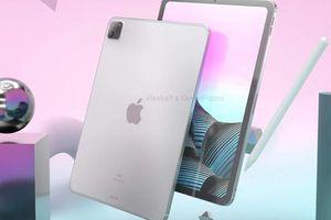 iPad Pro 2021 lộ ảnh render, dự kiến ra mắt vào tháng 10/2021