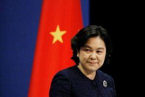 Trung Quốc trừng phạt quan chức Mỹ về vấn đề Đài Loan