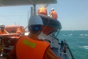 Đang tìm kiếm 7 ngư dân gặp nạn trên vùng biển Côn Đảo