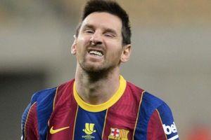 Messi có thể bị cấm thi đấu 12 trận