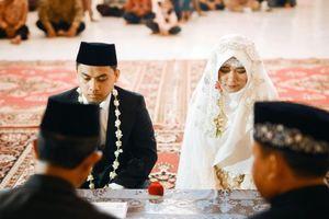 Giới trẻ Indonesia bỏ qua hẹn hò, tiến thẳng tới kết hôn