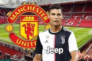 Ronaldo theo dõi MU trên mạng xã hội