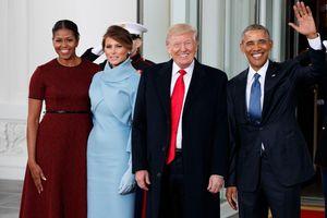 Ngày nhậm chức bận rộn của tổng thống Mỹ