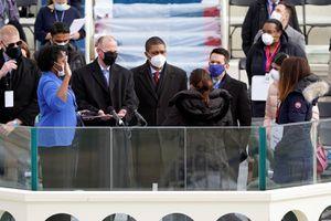 Buổi tổng duyệt cho lễ nhậm chức tổng thống Mỹ