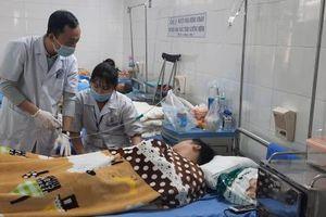 Thái Nguyên: Một Giám đốc nằm gục trên vũng máu vì bị giang hồ truy sát