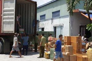 Buôn lậu, gian lận thương mại gia tăng dịp Tết Nguyên đán