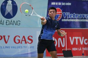 VTF Masters 500 khởi động mùa giải mới của quần vợt Việt Nam