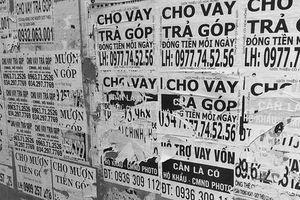 Ngày mai (20-1), Báo Người Lao Động tổ chức tọa đàm Giải pháp ngăn chặn tín dụng 'đen'