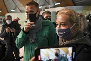 Nga-Phương Tây lại 'sục sôi' quanh vụ Navalny
