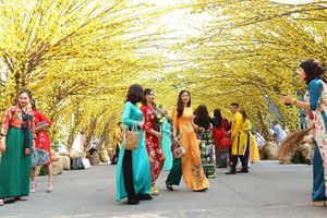 TP. HCM: Hấp dẫn 'Lễ hội Tết Việt 2021'