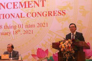 Hơn 1.500 đại biểu sẽ dự Đại hội XIII của Đảng