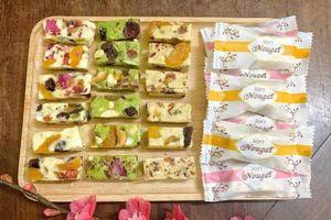 Cách làm món kẹo hạnh phúc thơm ngon đem biếu Tết