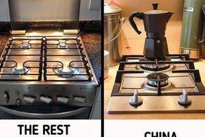 Sự khác biệt bên trong một ngôi nhà ở Trung Quốc ít người biết