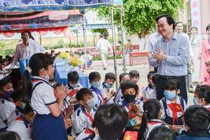 Bộ GD&ĐT kết nối nguồn lực xây dựng trường học an toàn, thân thiện