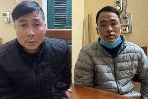 Tuyên Quang: Khởi tố 2 đối tượng dùng ô tô trộm chó liên tỉnh