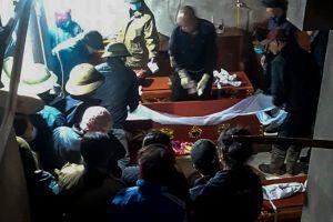 Thư tuyệt mệnh vụ 3 bố con chết trên giường ở Phú Thọ: Dặn dò không ai trách mắng vợ