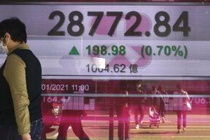 Bất chấp Covid-19, thị trường chứng khoán Trung Quốc tiếp đà 'khởi sắc'