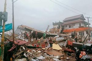 Điện chia buồn về vụ tai nạn máy bay và động đất tại Indonesia