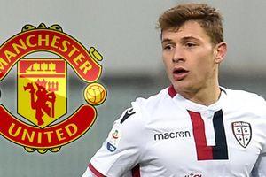 Chuyển nhượng cầu thủ Man Utd: Tiếp cận mục tiêu Barella; PSG giành Pogba với Real Madrid và Juventus