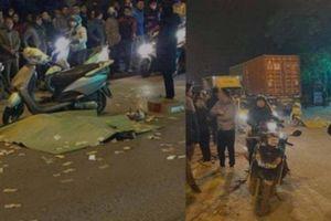 Tin giao thông đến sáng 19/1: Va chạm ô tô container 1 người tử vong; người đàn ông dừng xe trên cao tốc để... ngủ