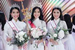 Cuộc thi Hoa hậu Việt Nam 2020 lọt top 10 sự kiện tiêu biểu tại TP Vũng Tàu