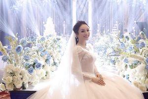 Ca sĩ Tân Nhàn bất ngờ kết hôn với một Phó giáo sư trẻ