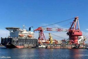 Nord Stream 2: Tàu đặt ống của Nga bị Mỹ 'khóa mục tiêu'