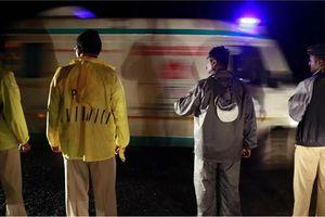 Ấn Độ: 15 công nhân đang ngủ thiệt mạng dưới gầm xe tải