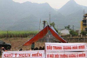 Xả thải gây ô nhiễm, Công ty MDF Hòa Bình bị xử phạt 200 triệu đồng