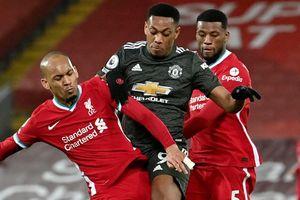 Trận Liverpool đấu MU đạt lượng người xem kỷ lục
