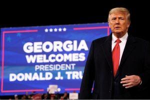 Tỷ lệ ủng hộ Tổng thống Donald Trump thấp kỷ lục