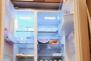 Học cách sắp xếp tủ lạnh của bà mẹ đảm, ngăn nào cũng gọn, thực phẩm tươi lâu