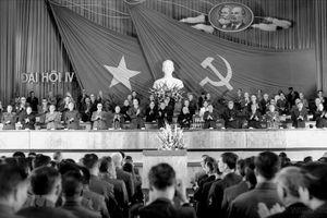 Đại hội lần thứ IV của Đảng: Thống nhất Tổ quốc, cả nước tiến lên CNXH