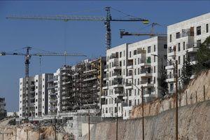 LHQ kêu gọi Israel chấm dứt xây khu định cơ mới tại Bờ Tây