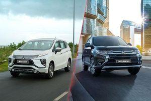 Mitsubishi Việt Nam triệu hồi xe Outlander và Xpander để kiểm tra, thay thế bơm xăng