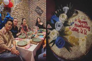 Sau tin đồn hẹn hò, Nhật Kim Anh vui vẻ tổ chức tiệc sinh nhật của 'người tình tin đồn' TiTi