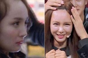 Sao nữ vén tóc mái để lộ mặt thật: Chân tóc của Dương Mịch lệch hẳn ra sau, Thẩm Mộng Thần không thể nhận ra