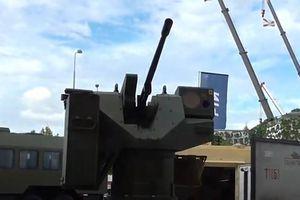 Module chiến đấu 'Thợ săn' dành cho xe bọc thép nhận súng máy mới