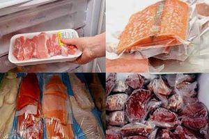 Đây chính là mẹo bảo quản thịt trong tủ lạnh thơm ngon, tươi lâu nhất