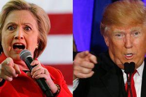 Bà Clinton ám chỉ ông Trump đã gọi cho Tổng thống Putin trong ngày hỗn loạn