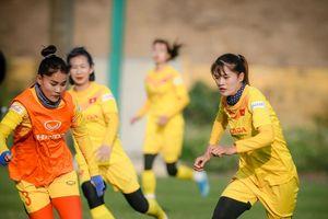 Tuyển bóng đá nữ Quốc gia chốt lịch đá giao hữu