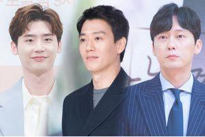 Lee Jong Suk kết hợp 'tài tử' Kim Rae Won trong dự án điện ảnh mới