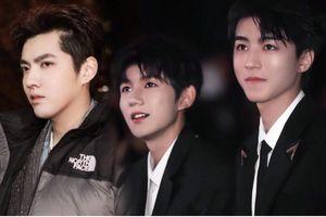 Top trending: Vương Tuấn Khải ngồi cạnh Vương Nguyên, Ngô Diệc Phàm đẹp xuất thần