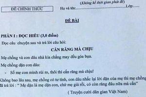 Vụ giáo viên bị kiểm điểm vì ra đề môn Ngữ Văn chứa nội dung nhạy cảm: Sở GD&ĐT Gia Lai lên tiếng