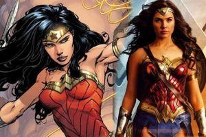 Những điều siêu thú vị xoay quanh bộ đồ của Wonder Woman Gal Gadot